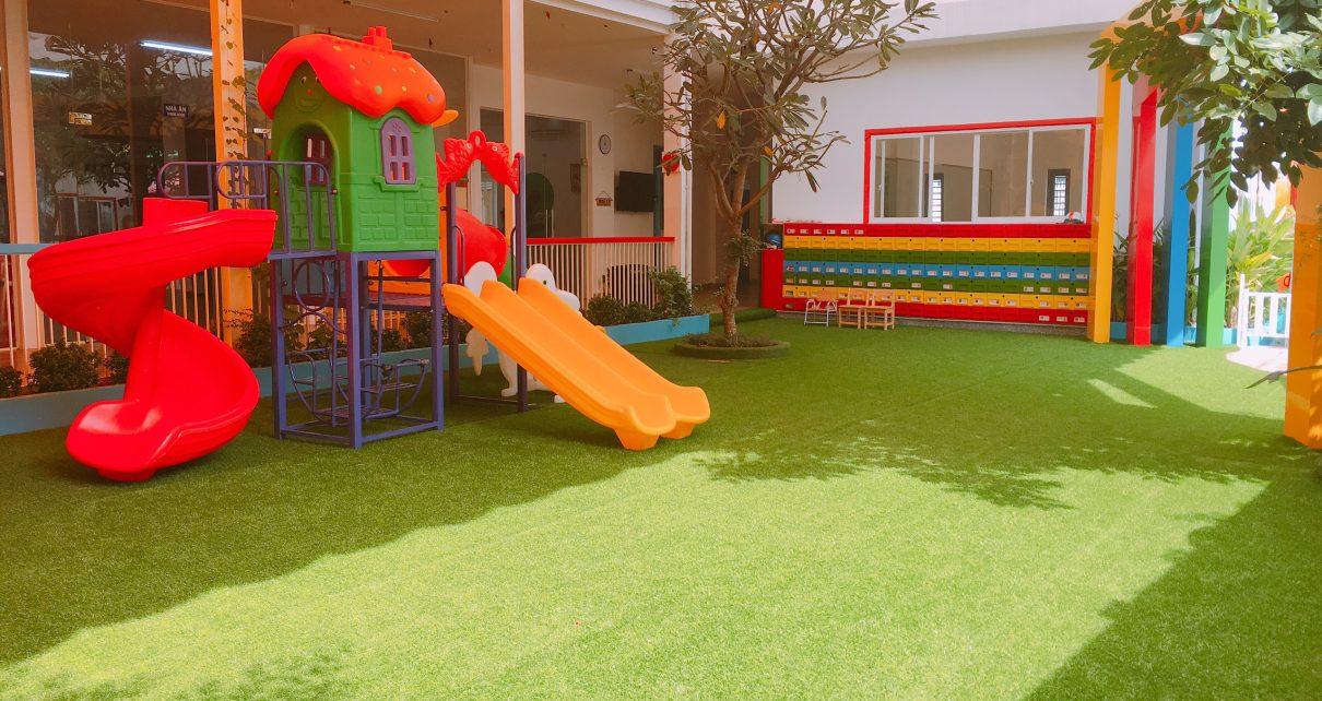 Truong mam non Kindy Garden Montessori Go Vap
